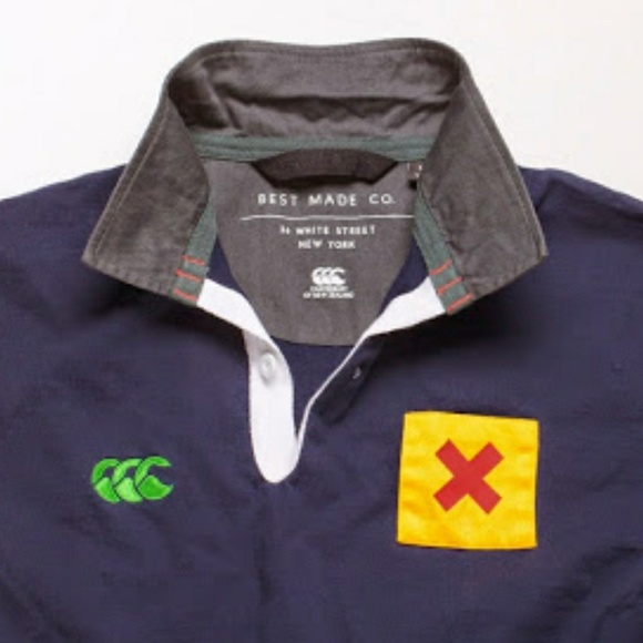 b2fc32904 Best Made Shirts | Company The Rugby Jersey | Poshmark